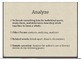 Academic Vocabulary for Assessments and Schoolwork PowerPoint and Foldable
