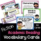 Academic Vocabulary—Reading Fiction