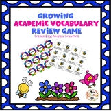 Academic Vocabulary Review Activities