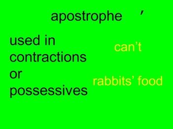 Grade 3 Academic Vocabulary Set 14 Promethean Flipchart