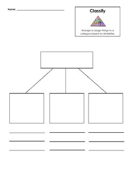 Academic Vocabulary Templates (Use with Anchor Cards)