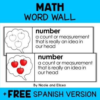 Academic Vocabulary Word Wall Bundle