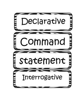 Academic Vocabulary for ELA/ Writing 4th grade TEKS & STAAR Aligned -Zebra Print