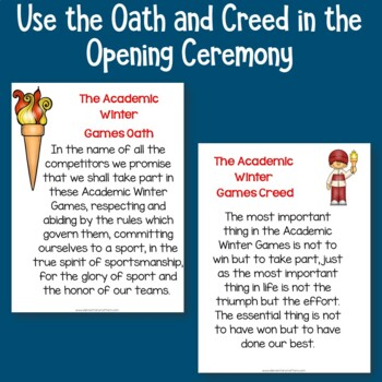 Academic Winter Sports Team Building Games