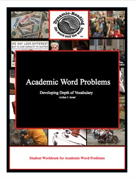 Academic Word Problems: Developing Depth of Vocabulary Stu