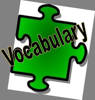 Academic Word List Subset 1- Vocabulary