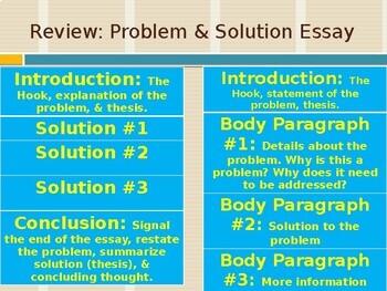 Academic Writing: Problem & Solution Essay Part 3