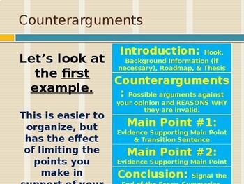 Academic Writing: The Argumentative Essay Part 3