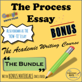 Academic Writing: The Process Essay Part 1 & 2