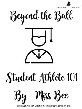 Academics and Athletics : How to Balance The Life of a Student Athlete
