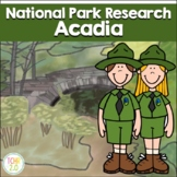 Acadia National Park Research Project