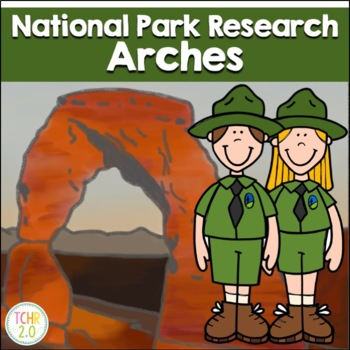 National parks research teaching resources teachers pay teachers arches national park research project arches national park research project sciox Images