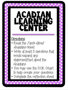 Acadian Learning Center
