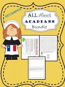 Acadians Bundle