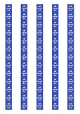 Accelerated Reader Level Spine Labels: Level 8.3 - Avery A4 L7651