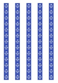 Accelerated Reader Level Spine Labels: Level 8.6 - Avery A4 L7651