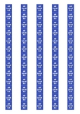 Accelerated Reader Level Spine Labels: Level 8.8 - Avery A4 L7651