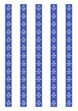Accelerated Reader Level Spine Labels: Level 8.9 - Avery A4 L7651