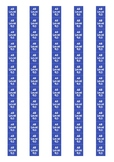 Accelerated Reader Level Spine Labels: Level 9.0 - Avery A4 L7651