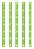 Accelerated Reader Level Spine Labels: Level 9.1 - Avery A4 L7651
