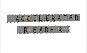 Accelerated Reader Race Track up to 100 points