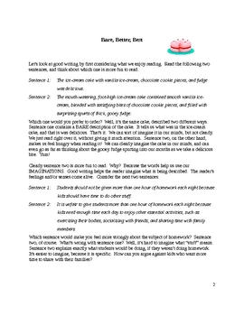 Accelerate Student Writing! Persuasive & Expository Examples