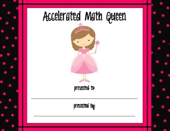 Accelerated Math Queen