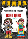 Brag Tags for Accelerated Reader AR  Book Award & Points SAMPLER