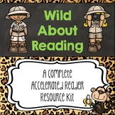 Accelerated Reader (AR) Complete Resource Kit - Wild About Reading Safari Theme