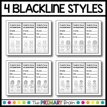 Superhero Themed Accelerated Reader (AR) EDITABLE Classroom Bookmarks