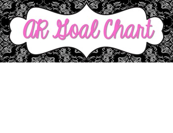 Accelerated Reader Goal Chart: Paris Edition