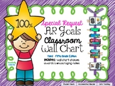 Special Request AR Goals Classroom Wall Chart {3rd-5th Grade Ed.}