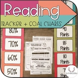 Reader Tracker + Goal Chart (Multicolored)