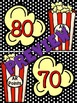 Accelerated Reader (AR) Point Display Popcorn Clip-Chart
