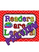 Accelerated Reader (AR) Point Display Clip-Chart