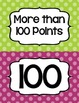 Accelerated Reader (AR) Points Club Clip Chart (every 5 points)- Cute Polka Dots