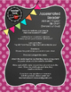 Accelerated Reader (AR) Points Club Clip Chart - Polka Dots and chalkboard