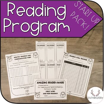 Accelerated Reader (AR) Start-Up Packet
