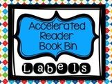 Accelerated Reader Book Bin Labels