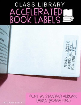 Accelerated Reader Book Labels FREEBIE