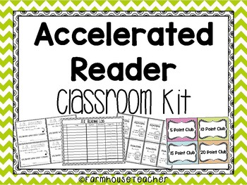 Accelerated Reader Classroom Kit