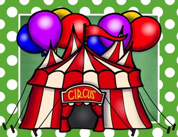 Accelerated Reader Clip Chart: Circus