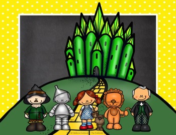 Accelerated Reader Clip Chart: Wizard of Oz