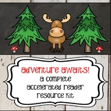 Accelerated Reader (AR) Complete Resource Kit - Shiplap and Woodland Creatures