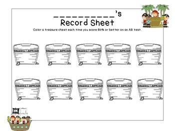 Accelerated Reader Folder Kit for Kindergarten
