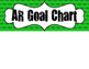 Accelerated Reader Goal Chart: Schoolcraft Edition