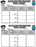 Accelerated Reader Goal Chart--3 Marking Periods