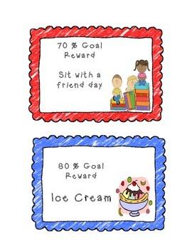 Accelerated Reader Goal Rewards