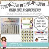 Accelerated Reader Incentive Program | Superhero Theme | EDITABLE