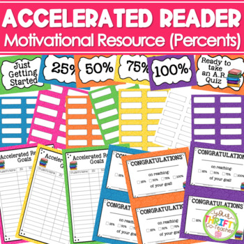 Accelerated Reader Bulletin Board Accelerated Reader Goals ...